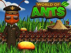 World of Ants