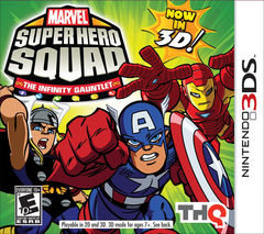 Marvel Superhero Squad: The Infinity Gauntlet