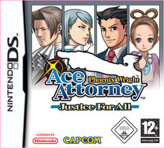 Ace Attorney: Justice for All