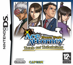 Ace Attorney: Trials and Tribulations