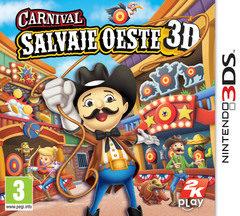 Carnival Salvaje Oeste 3D