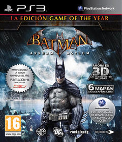 Batman: Arkham City Edición GOTY