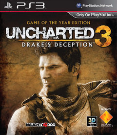 Uncharted 3: La traición de Drake GOTY