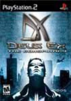 Deus Ex: The Conspiracy