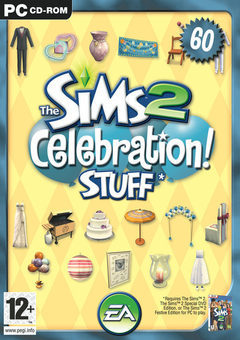 Los Sims 2: Celebration! Stuff