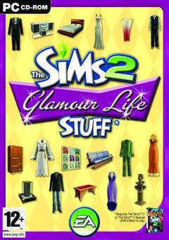 Los Sims 2: Glamour Life Stuff
