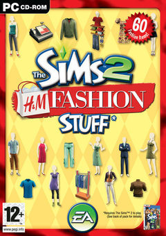Los Sims 2: H&M Fashion Stuff