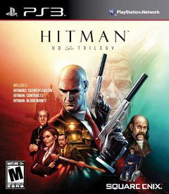 Hitman HD Trilogy