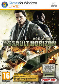 Ace Combat Assault Horizon Enhanced