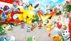 Pokémon Scramble U