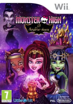 Monster High 13 Monstruodeseos