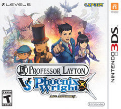 El Profesor Layton vs Ace Attorney