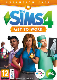 Los Sims 4: Get to Work
