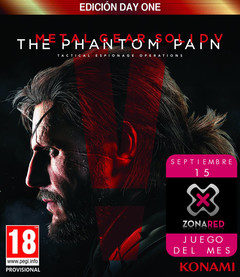 Metal Gear Solid V: The Phanton Pain