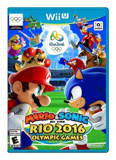 Mario & Sonic at the 2016 Rio Olympic Games