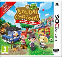 Animal Crossing: New Leaf: Welcome amiibo!