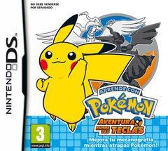 Aprende con Pokémon: Aventura entre las teclas