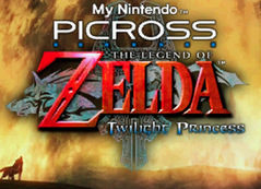 My Nintendo Picross - The Legend of Zelda: Twilight Princess