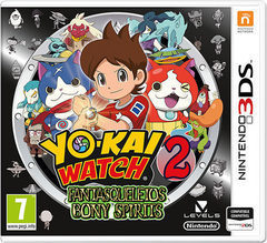 Yo-kai Watch 2: Fantasqueletos