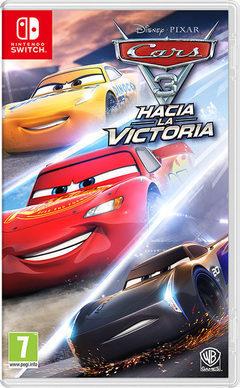 Cars 3: Hacia la Victoria