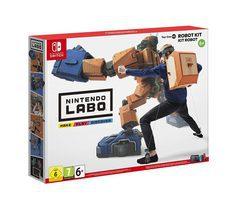 Nintendo Labo Toy-Con 02: Kit de Robot