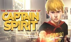 Las increíbles aventuras de Captain Spirit