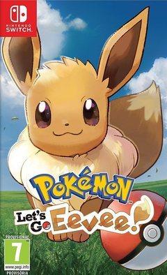 Pokémon Let's Go! Eevee