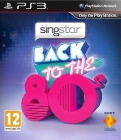 SingStar: Back To 80s