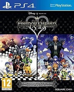 Kingdom Hearts HD 1.5 2.5 Remix