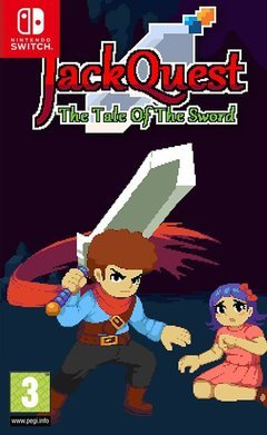 Jack Quest: Tale of the Sword