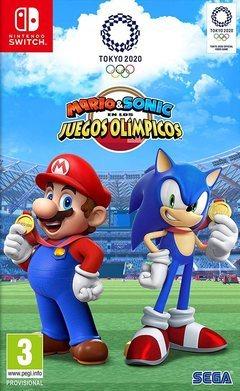 Mario & Sonic en los Juegos Olímpicos de Tokyo 2020