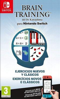 Brain Training del Dr. Kawashima para Nintendo Switch