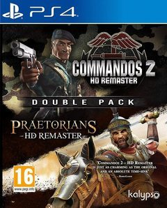 Commandos 2 HD & Praetorians HD