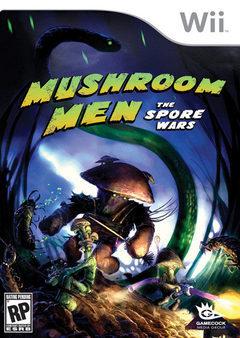 Mushroom Men: Las guerras espora