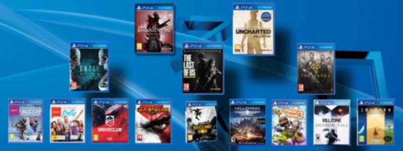 Sony Rebaja El Precio De Algunos De Sus Mejores Juegos Para