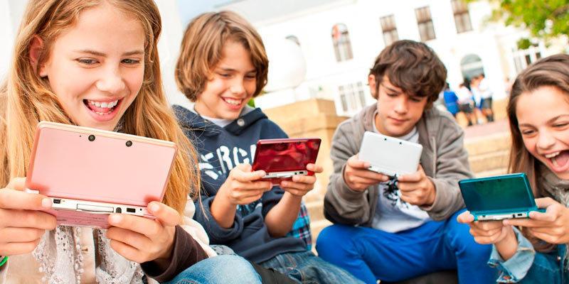 Resultado de imagen para jovenes y los videojuegos