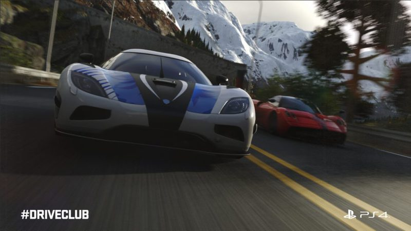 Driveclub Ps4 Pro Support