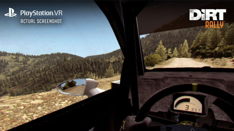 39 dirt rally 39 ser compatible con las playstation vr zonared. Black Bedroom Furniture Sets. Home Design Ideas