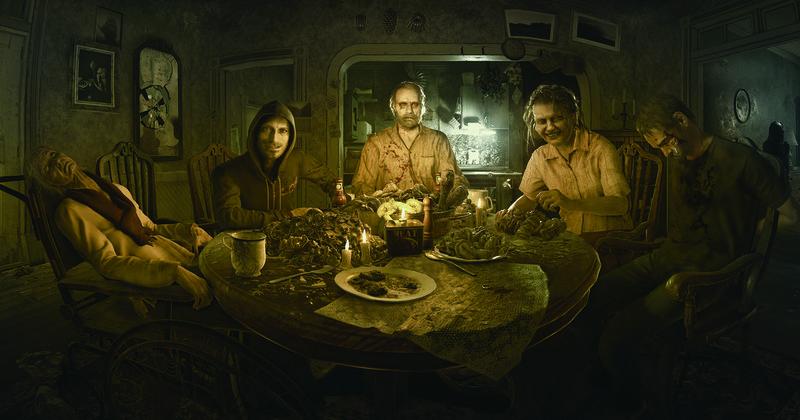 Resident Evil 7 Netflix