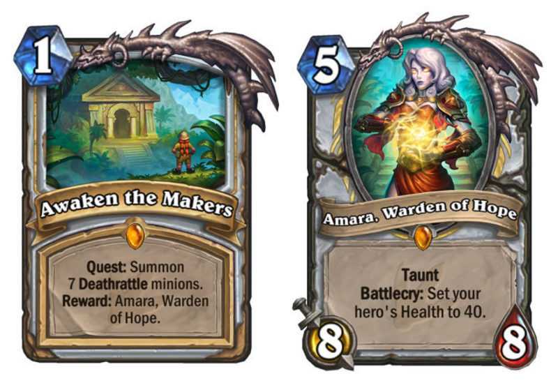 hearthstone how to get legendary cards in packs