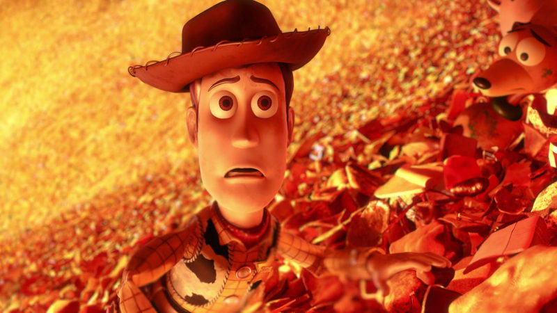 Toy Story 3 end