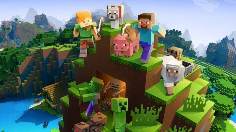 Minecraft Con Cross Play Ha Llegado A Pc Xbox One Y Nintendo