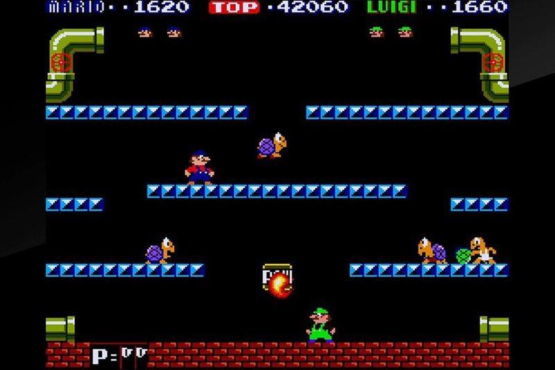 Mario Bros Contara Con Juego Cooperativo En Nintendo Switch Zonared