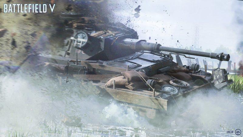 Battlefield V Desvelado El Nombre Y El Numero De Jugadores De Su