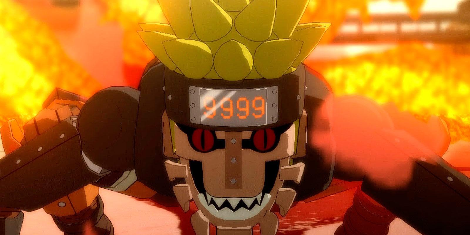 Mecha Naruto llega a 'Naruto Shippuden: Ultimate Ninja ...