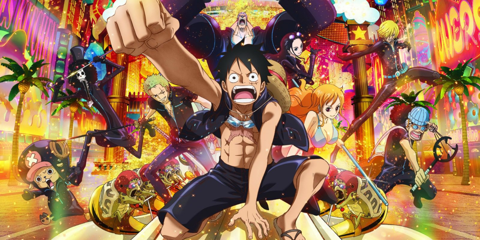 'One Piece' y 'Naruto: Shippuden' son los animes más populares de 2016 - Zonared