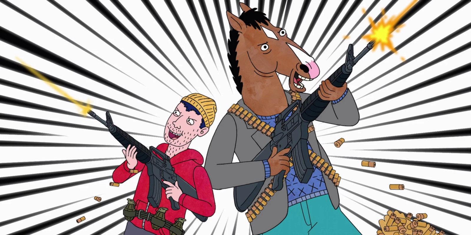 'Bojack Horseman' presenta el tráiler de su cuarta ...
