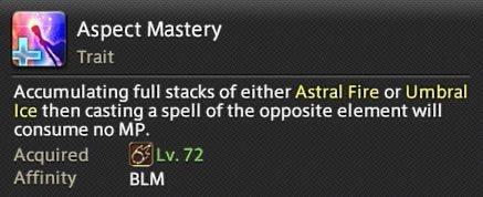 Aspect Mastery