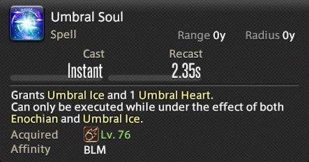 Umbral Soul