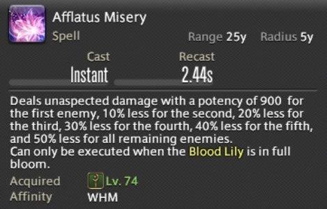 Afflatus Misery